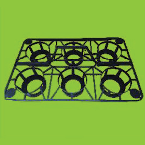 QPP Efficiency Tray 6 Cell